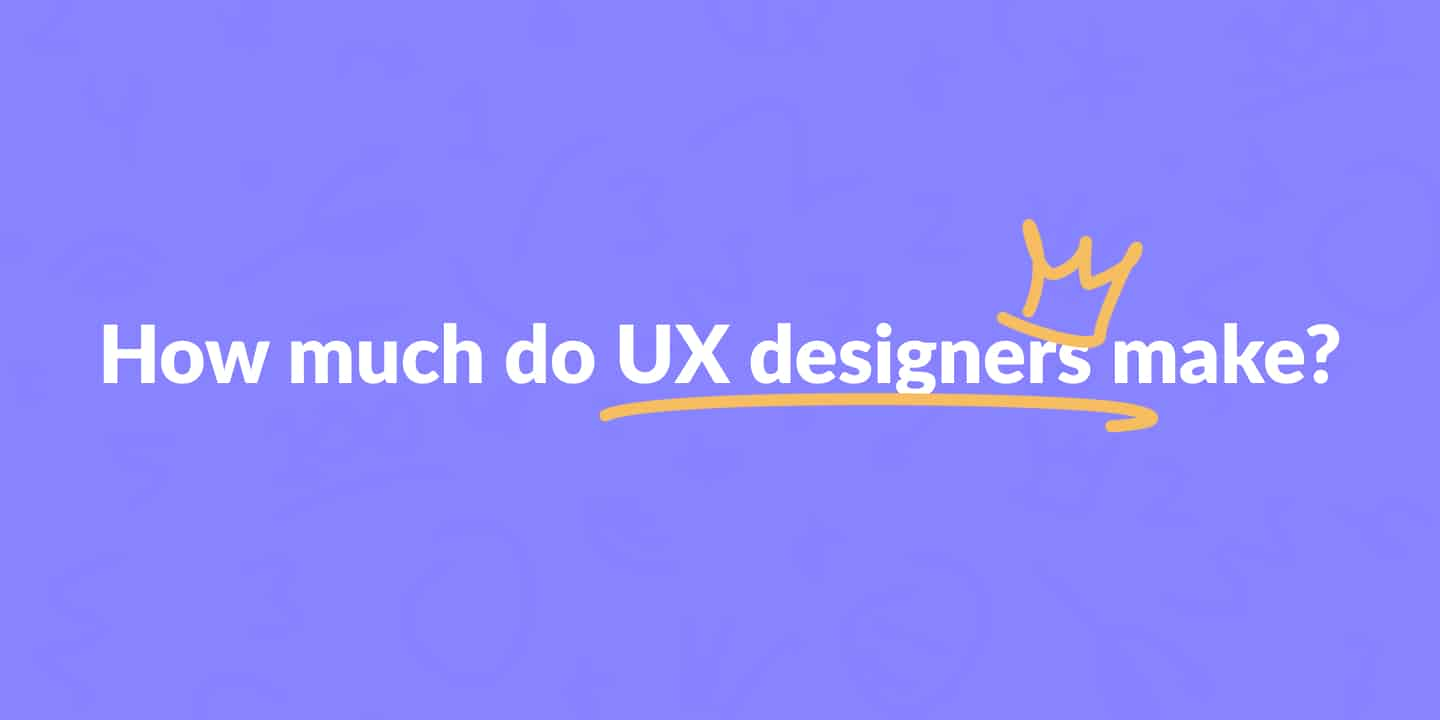 How much do UX designers make?