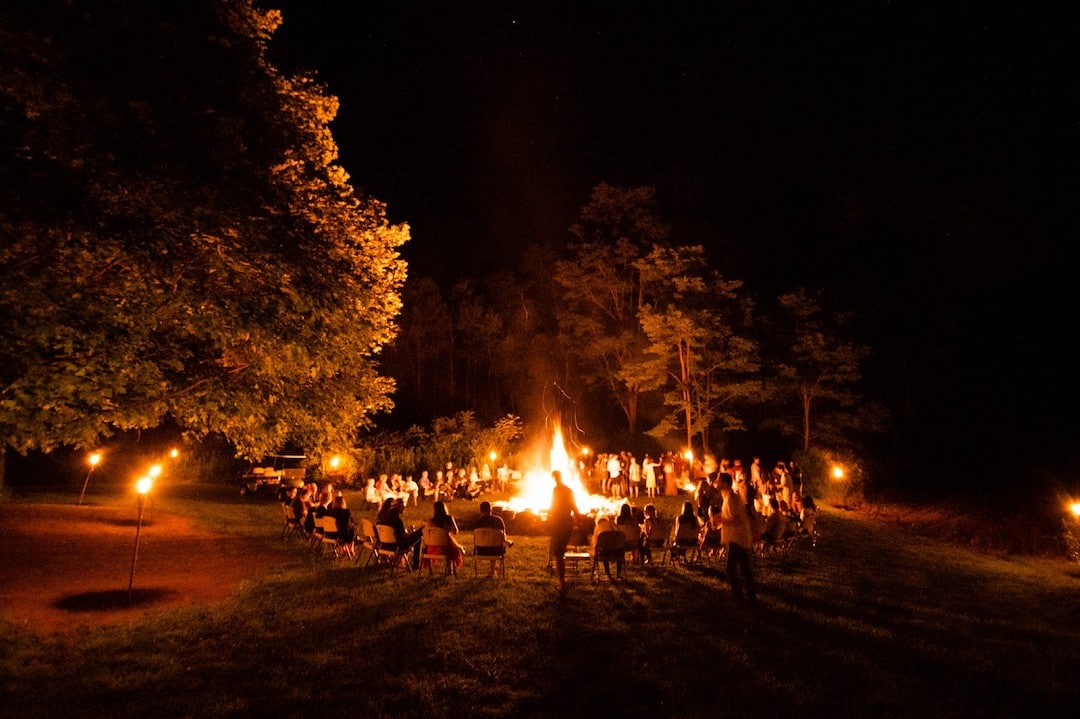 UX Storytelling Campfire Stories
