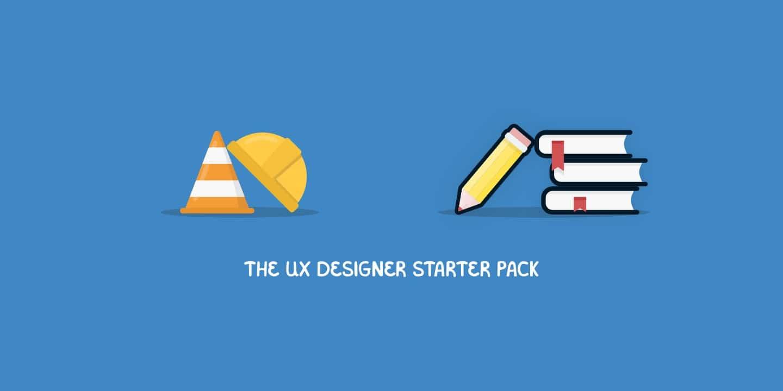 The UX Designer Starter Pack